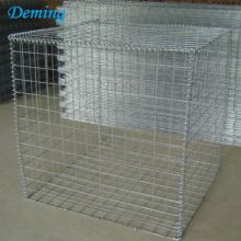 Welded Hot Dipped Galvanized Decorative Gabion Wall
