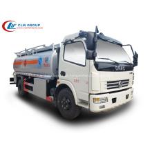 2019 Novo Caminhão-tanque de combustível DFAC 4X2 8000litros
