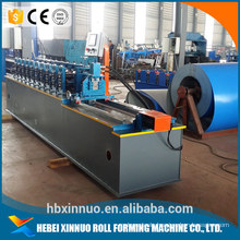 Metal studs track roll forming machine/ drywall steel material light keel machine