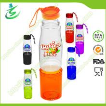 450ml Storaged Tritan Water Bottle with Silicone Strip