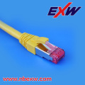 OFNP Jacket ST/APC-SC/APC Optic Fiber Patch Cable In Telecommunication Networks