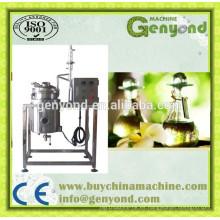 Máquina de extracción de aceite esencial de resinas de alta calidad
