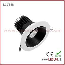 CER-Zustimmung vertiefte 15W PFEILER LED Downlight / Deckenleuchte / Scheinwerfer LC7918