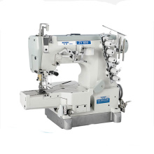 ZY600-01CB Zoyer SMALL FLAT BED INTERLOCK INDUSTRIAL SEWING MACHINE PRICE