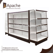 supermaket floor display shelf
