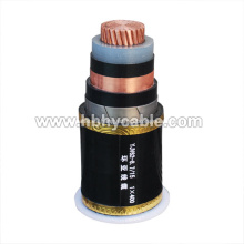 cable de alimentación forrado pvc / pe aislado pvc / pe