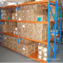 2000*600*2000mm Longspan Display Steel Shelving Light Duty Shelving for Garage
