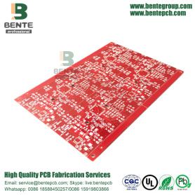 2 Layers PCB Quickturn PCB FR4 Tg150 Immersion Tin