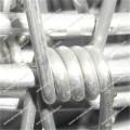 Alambre de púas de acero revestido de aluminio