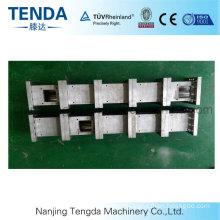 Competitive Price Plastic Extruder Screw Barrel From Nanjing Tengda