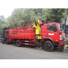 Grúa montada en camión de carga Dongfeng