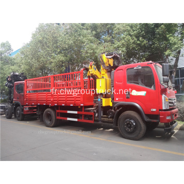 Camion grue Dongfeng