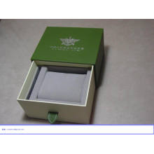 Customized Wrist Watch Wood Package Box with Logo