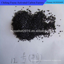 China Supplier Black Fused Alumina /black aluminium oxide powder