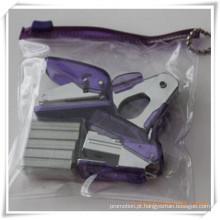 Artigos de papelaria da caixa do PVC para o presente relativo à promoção (OI18008)
