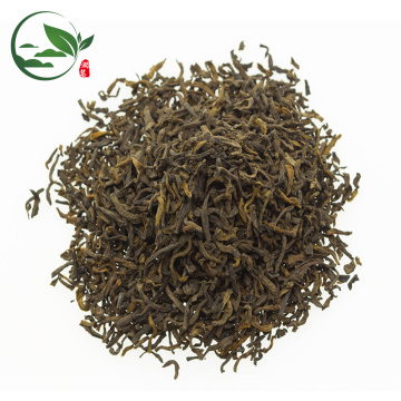 Yunnan Organic-Certified First Grade Ripe Loose Leaf Pu Erh Tea