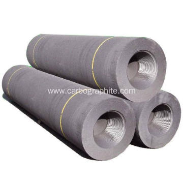 UHP600MM Graphite Electrode For Iran Steel Industry