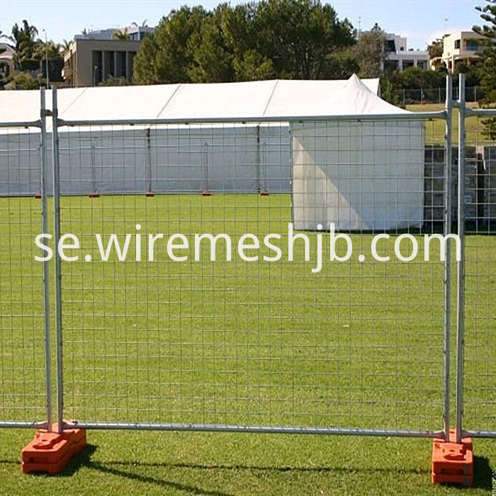 Temporary Remove Fences