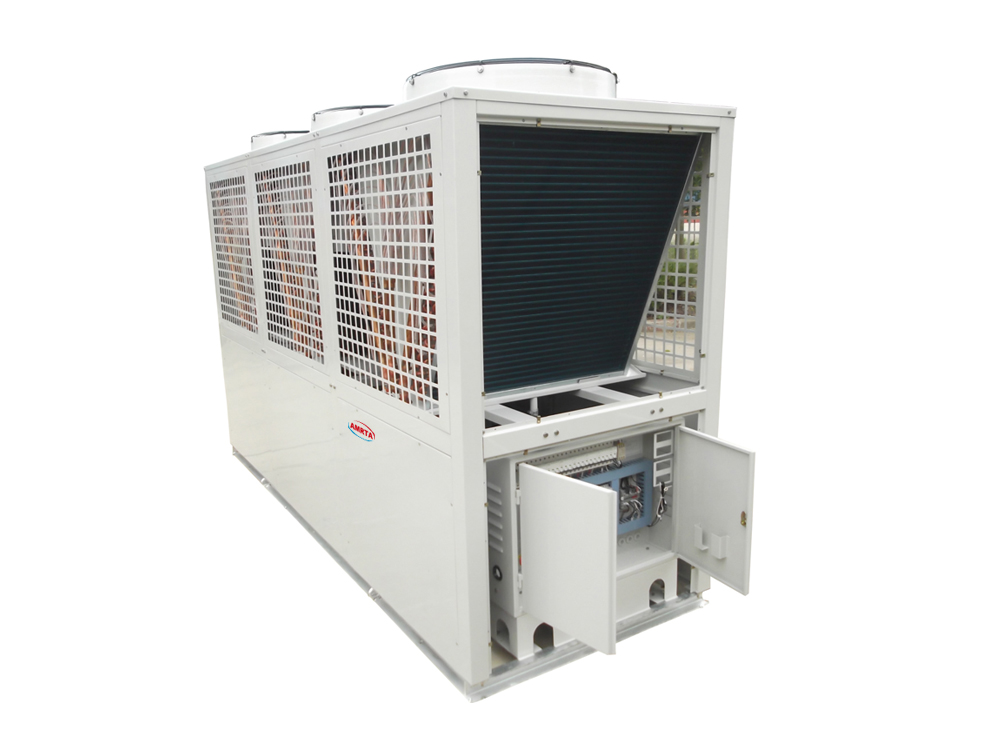 Scroll Water Chiller with Cooling and Heating
