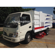 DFAC 7CBM Vacuum Street Sweeper For Sale