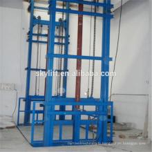 Ascenseur électrique de rail de guide d'ascenseur de petite maison électrique
