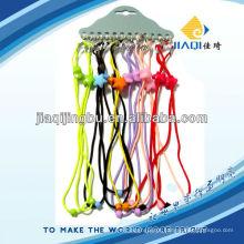 Corrente de óculos colorido para crianças