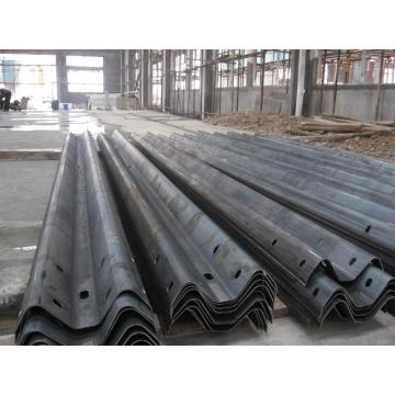 Temporary Guardrail Roll Forming  Machine