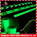 Fita adesiva fotoluminescente de película do animal de estimação para a fita de segurança da escada
