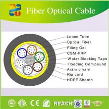 China que vende el cable óptico de alta calidad de la fibra óptica del precio bajo - GYXTY