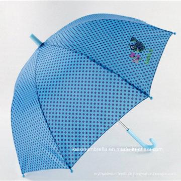 19 Zoll Manueller offener Regenschirm