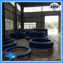slewing ring gear manufacture
