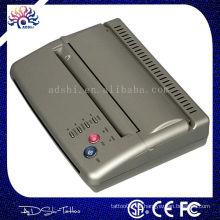 Máquina fotográfica de la copiadora del tatuaje del USB de la plata, copiadora de destello del tatuaje