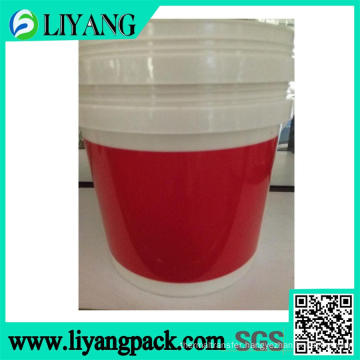 Simple Red Color, Heat Transfer Film for Bucket