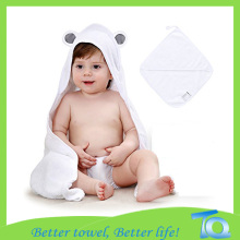 Hooded Baby Towel Thick, Baby Hooded Towel Bamboo Organic