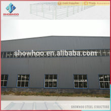 prefabricated metal barns factory shed design with picture