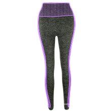 New fashion green leisure sports tight long pants slimming shapewear woman