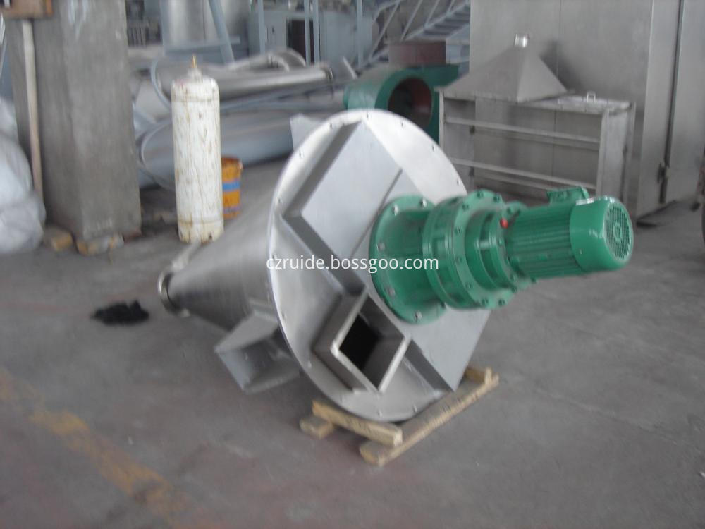 Conical Screw Mixer with Oil Seal