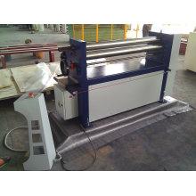 Máquina elétrica de dobramento de rolo deslizante horizontal