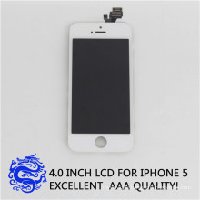 Hot Sale! Mobile Phone LCD/Display Digitizer Assembly for iPhone 5 LCD