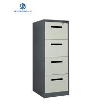 Office Furniture Steel Metal Four Drawer Filing Storage Cabinet