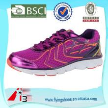 Personalizar el zapato para correr de los deportes, buenas zapatillas de deporte minimalistas de las mujeres