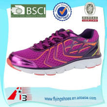 Personalize sapata running dos esportes, boas sapatas running minimalistas das mulheres