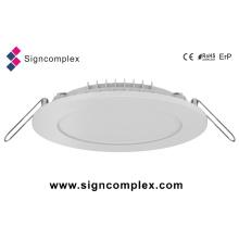 Espesor del difusor de ópalo <26 mm 6 pulgadas LED Downlight 18W regulable