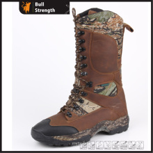 Nubuck Leather Army Boot with EVA/Rubber Outsole (SN5204)