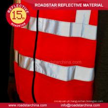 colete reflector de alta visibilidade de tráfego por atacado