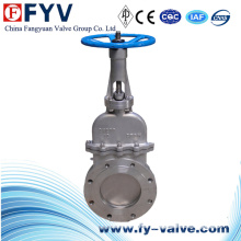 Metal Seated Stainless Steel Knife Gate Valve