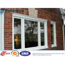 Chine Fenêtre à battant PVC / UPVC vente chaude