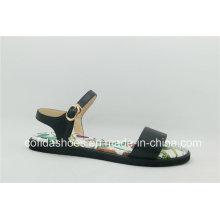 Nouvelle sandale classique en cuir classique Seabeach
