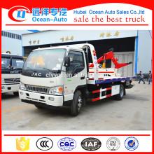 JAC Camión de remolque de rescate de carretera / Camión de eliminación de bloqueo de carretera
