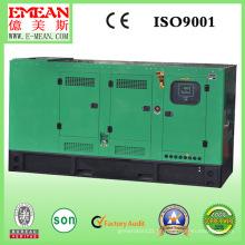 Gerador diesel do motor silencioso de Weifang do uso da terra com garantia